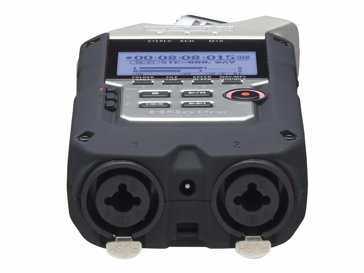 Zoom H4n Pro Audiotallennin Kuva Jarvinen