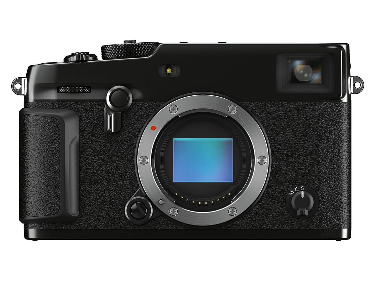 Fujifilm X-Pro3 runko, musta